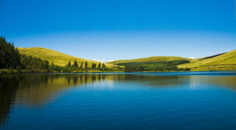 The Beautiful surrounding areas of Ceredigion